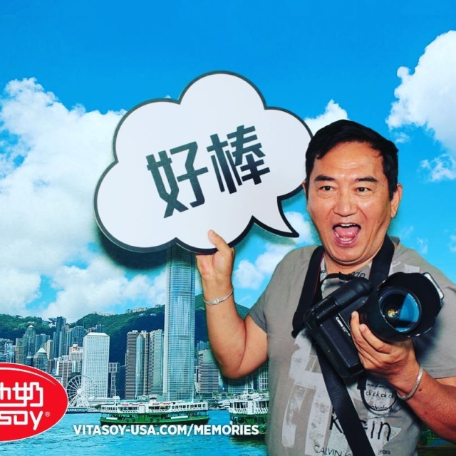 Throwback to our activation in Toronto for Vitasoy Comment ifhellip