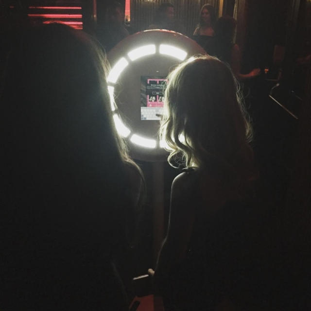 Its GIF Booth Mini time in NYC! Happy Birthday Danielle!hellip
