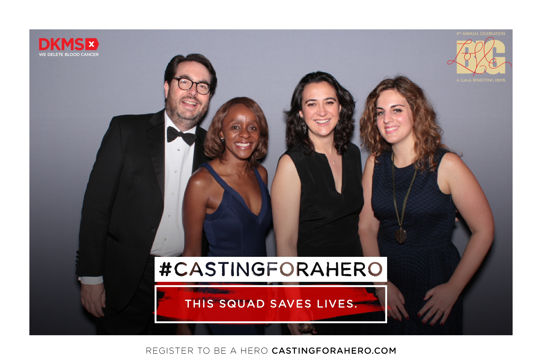 dkms big love gala photo booth rental new york